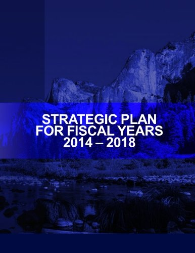 9781511741682: Strategic Plan for Fiscal Years 2014-2018
