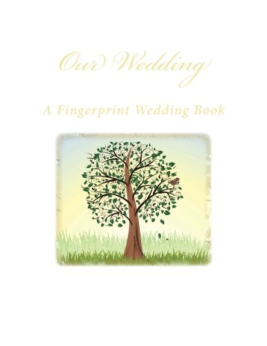 9781511743273: Our Wedding: A Fingerprint Wedding Book