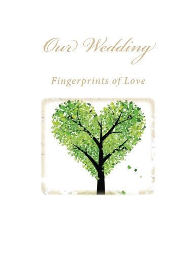 9781511743297: Our Wedding: Fingerprints of Love