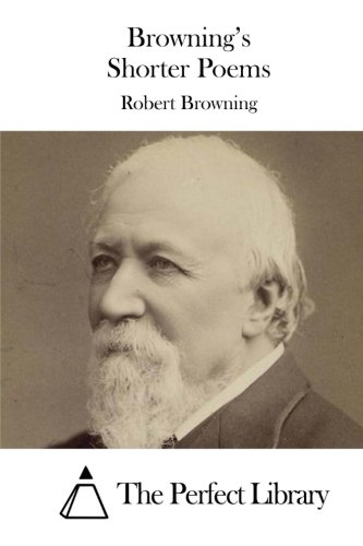 9781511744171: Browning's Shorter Poems