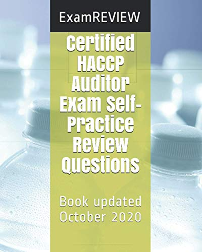 9781511745147: Certified HACCP Auditor Exam Self-Practice Review Questions