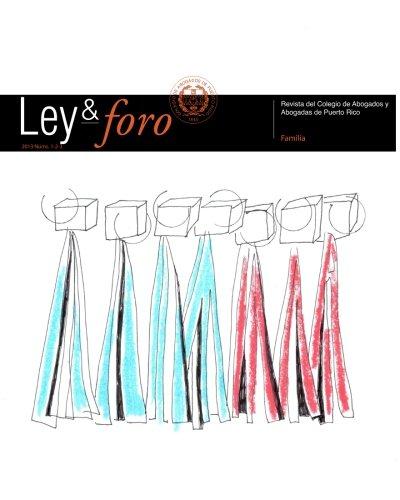 9781511747936: Ley y foro 2013 1-2-3: Familia (Spanish Edition)