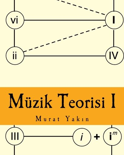 9781511749589: Müzik Teorisi I: Tonal Sistem (Volume 1) (Turkish Edition)