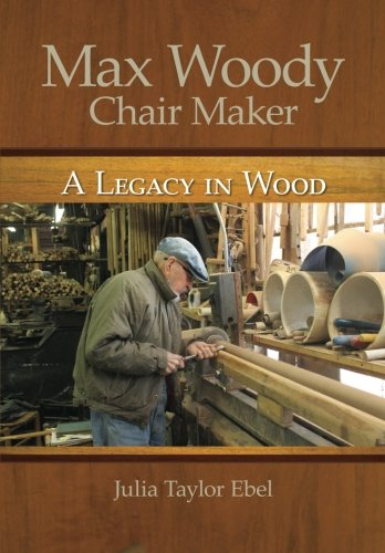 9781511750240: Max Woody, Chair Maker: A Legacy in Wood