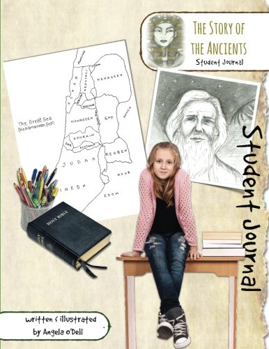 9781511751476: The Story of the Ancients Student Journal: A Living History of Our World