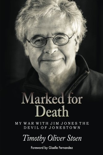 9781511757430: Marked for Death: My War with Jim Jones the Devil of Jonestown
