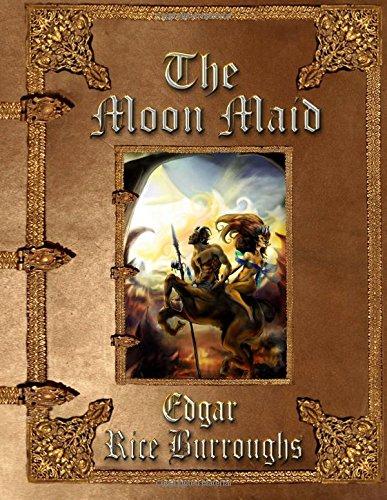 9781511766739: The Moon Maid: Unabridged Edition