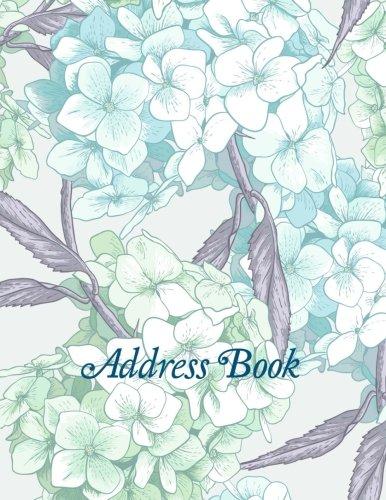 9781511768535: Address Book (Beautiful Floral Designs- Drawings) (Volume 5)