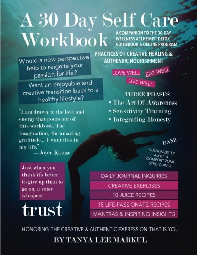 9781511775182: A 30-Day Selfcare Workbook