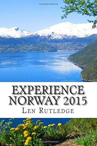 9781511782371: Experience Norway 2015