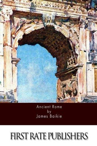 9781511783491: Ancient Rome