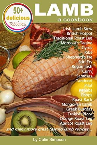 9781511787574: LAMB a cookbook