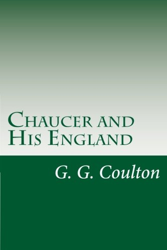 9781511792073: Chaucer and His England
