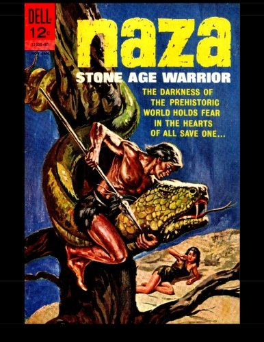 9781511795210: Naza #1: Stone Age Warrior 1964