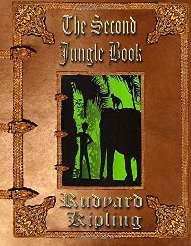 9781511795661: The Second Jungle Book: Unabridged Edition