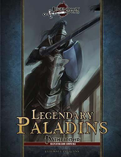 9781511795944: Legendary Paladins (Legendary Heroes) (Volume 1)