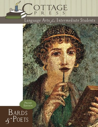 9781511796880: Bards & Poets Proof Edition: Language Arts for Intermediate Students (Volume 1)