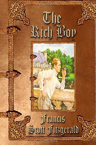 9781511802383: The Rich Boy: Unabridged Edition