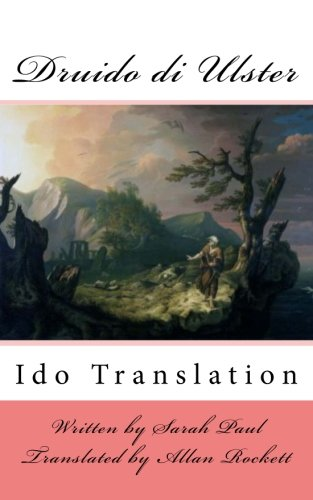 9781511808019: Druido di Ulster: Ido Translation