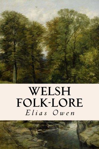 9781511810159: Welsh Folk-Lore