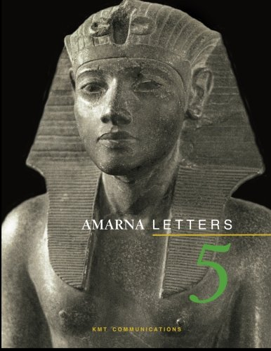 9781511813747: Amarna Letters 5: Essays on Ancient Egypt ca. 1390-1310 BC (Volume 5)