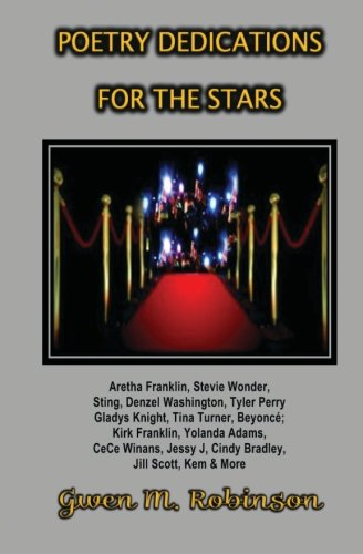 9781511816274: Poetry Dedications For The Stars: Poems of Appreciation