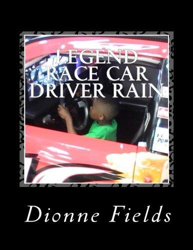 9781511816793: Legend Race Car Driver Rain. (Volume 2)