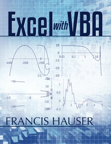 Excel with VBA: Hauser, Francis
