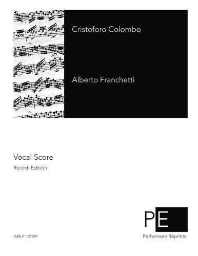9781511820608: Cristoforo Colombo (Italian Edition)