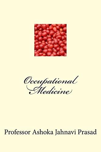 9781511829458: Occupational Medicine
