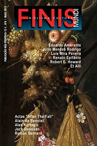 Finis Mundi: A Ultima Cultura #8 (Portuguese: Benoist, Alain de;