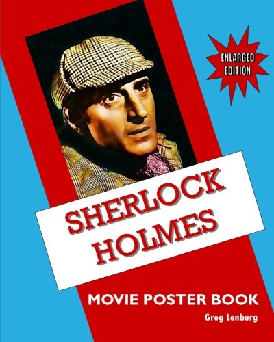 9781511830560: Sherlock Holmes Movie Poster Book - Enlarged Edition