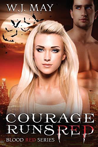 9781511831772: Courage Runs Red (Blood Red Series) (Volume 1)