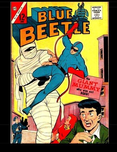 9781511840637: The Blue Beetle Vol. 2 #1: graphic novel, comic book, world war, adventure, classic comics 1964
