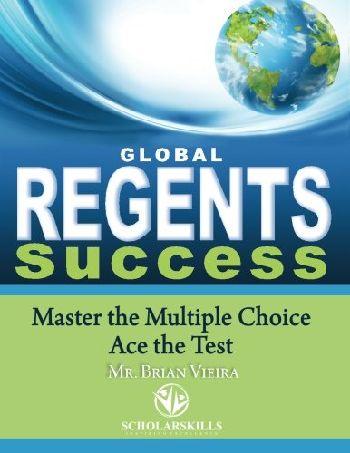 9781511843515: Global Regents Success: Master the Multiple Choice to Ace the Test