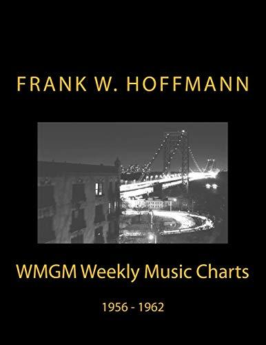 9781511844550: WMGM Weekly Music Charts: 1956 - 1962