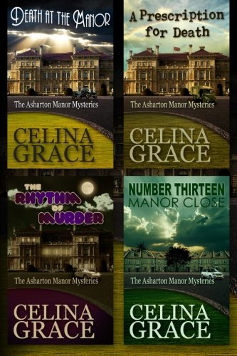 9781511845144: The Asharton Manor Mysteries: (Books 1 - 4)