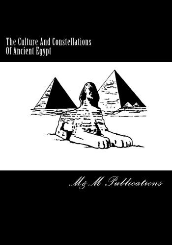 9781511846042: The Culture And Constellations Of Ancient Egypt