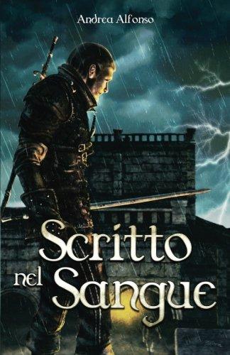 9781511855488: Scritto nel Sangue (Italian Edition)