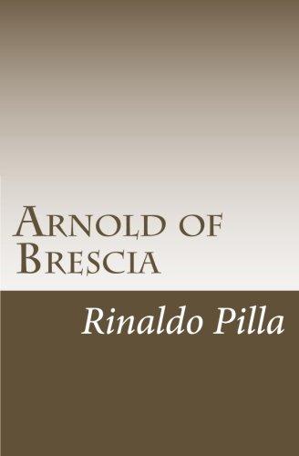 9781511864725: Arnold of Brescia
