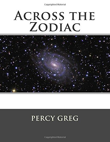 9781511866910: Across the Zodiac