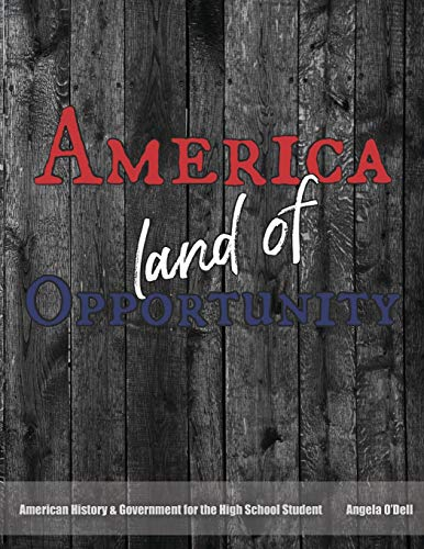 9781511867788: America, Land of Opportunity: A Living History of Our World