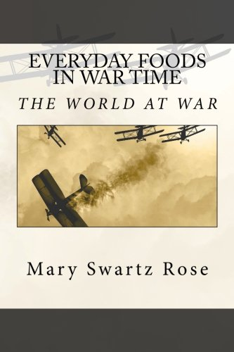 9781511869362: Everyday Foods in War Time