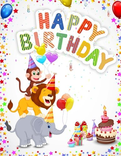 9781511869799: Happy Birthday: Celebration, Memory Book and Gift Record
