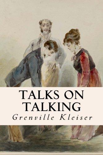 9781511875127: Talks on Talking