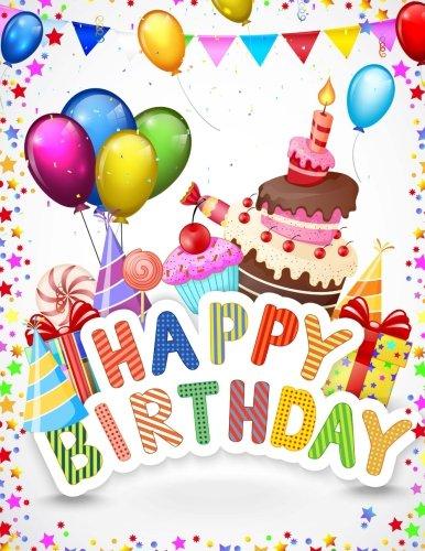 9781511876124: Happy Birthday: Celebration Memory Book