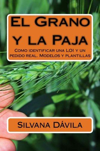 El Grano y La Paja: Como Identificar: Sra Silvana Moreira