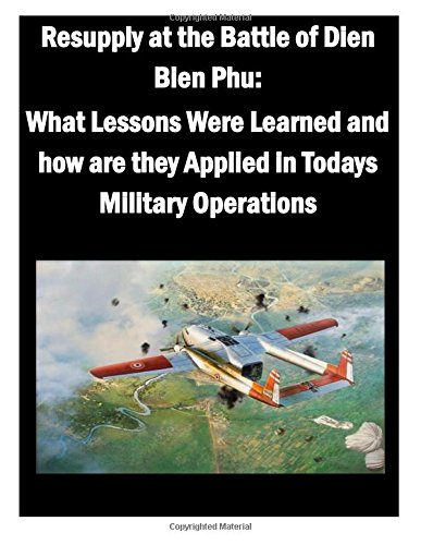 9781511878531: Resupply at the Battle of Dien Bien Phu: What Lessons Were Learned and how are they Applied in Todays Military Operations