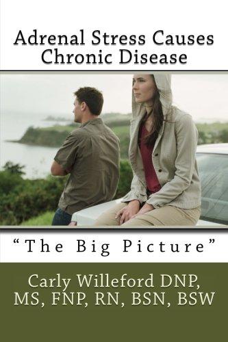 9781511885034: Adrenal Stress Causes Chronic Disease: