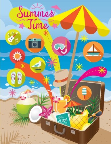 9781511885706: Summer Time!: Teen Journal